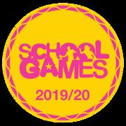 School Games badge 2020