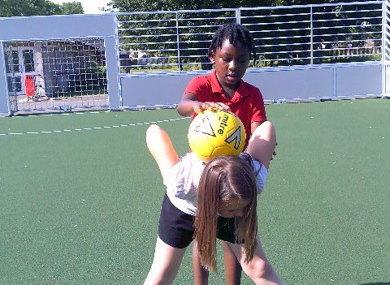 Freestyle football visit June 2021 2